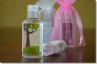 Baby Shower Hand Sanitizer Favors