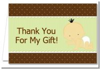 Baby Neutral Asian - Baby Shower Thank You Cards