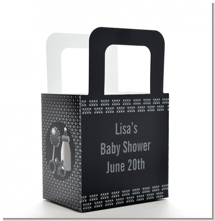 Baby Bling - Personalized Baby Shower Favor Boxes
