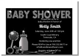 Baby Bling - Baby Shower Petite Invitations