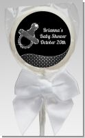 Baby Bling Pacifier - Personalized Baby Shower Lollipop Favors