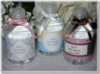 Baby Shower Water Bottle Labels