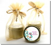 Baby Sprinkle - Baby Shower Gold Tin Candle Favors