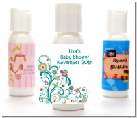 Baby Sprinkle - Personalized Baby Shower Lotion Favors