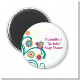 Baby Sprinkle - Personalized Baby Shower Magnet Favors