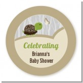 Baby Turtle Neutral - Personalized Baby Shower Table Confetti