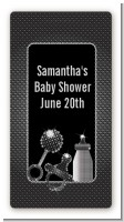 Baby Bling - Custom Rectangle Baby Shower Sticker/Labels