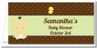 Baby Neutral Asian - Personalized Baby Shower Place Cards