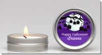 Bats On A Branch - Halloween Candle Favors