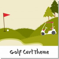Golf Birthday Party Theme