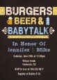Beer and Baby Talk - Baby Shower Invitations thumbnail