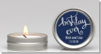 Best Day Ever - Bridal Shower Candle Favors