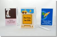 Birthday Notebook Favors