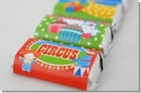 Birthday Mini Candy Bar Stickers