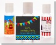 Birthday Boy Chalk Inspired - Personalized Birthday Party Hand Sanitizers Favors thumbnail