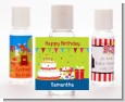 Birthday Cake - Personalized Birthday Party Hand Sanitizers Favors thumbnail