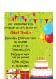 Birthday Cake - Birthday Party Petite Invitations thumbnail