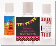 Birthday Girl Chalk Inspired - Personalized Birthday Party Hand Sanitizers Favors thumbnail