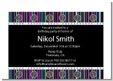 Birthday Wishes - Birthday Party Petite Invitations