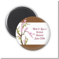 Blossom - Personalized Bridal Shower Magnet Favors