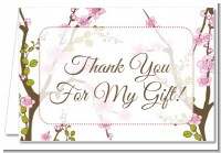 Blossom - Bridal Shower Thank You Cards