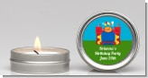 Bounce House - Birthday Party Candle Favors