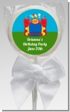 Bounce House - Personalized Birthday Party Lollipop Favors