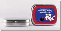 Bowling Boy - Personalized Birthday Party Mint Tins