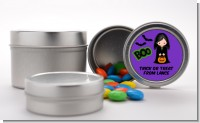 Boy Cape Costume - Custom Halloween Favor Tins