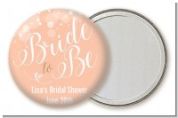 Bride To Be - Personalized Bridal Shower Pocket Mirror Favors