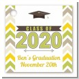 Brilliant Scholar - Personalized Graduation Party Card Stock Favor Tags thumbnail