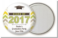 Brilliant Scholar - Personalized Graduation Party Pocket Mirror Favors