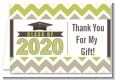 Brilliant Scholar - Graduation Party Thank You Cards thumbnail