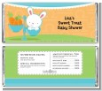Bunny | Libra Horoscope - Personalized Baby Shower Candy Bar Wrappers thumbnail