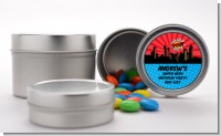 Calling All Superheroes - Custom Birthday Party Favor Tins
