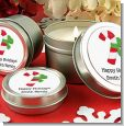 Candy Cane - Christmas Candle Favors thumbnail