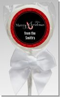Candy Canes - Personalized Christmas Lollipop Favors
