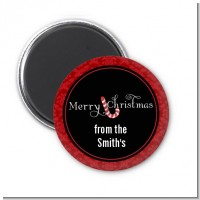 Candy Canes - Personalized Christmas Magnet Favors