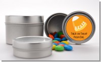 Candy Corn - Custom Halloween Favor Tins