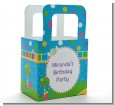 Candy Land - Personalized Birthday Party Favor Boxes thumbnail