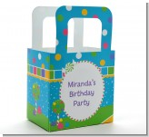 Candy Land - Personalized Birthday Party Favor Boxes