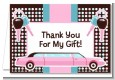 Car Keys | Sweet 16 - Birthday Party Thank You Cards thumbnail