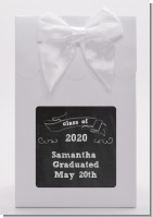Chalkboard Celebration - Graduation Party Goodie Bags
