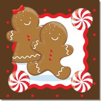 Gingerbread Christmas Theme