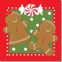 Gingerbread Party Christmas Theme
