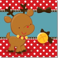 Rudolph the Reindeer Christmas Theme