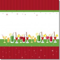 Holiday Cocktails Christmas Theme