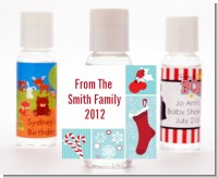 Christmas Spectacular - Personalized Christmas Hand Sanitizers Favors