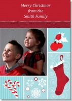 Christmas Spectacular - Personalized Photo Christmas Cards