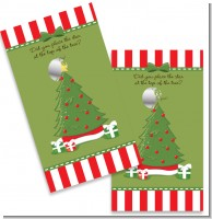 Christmas Tree - Christmas Scratch Off Game Tickets